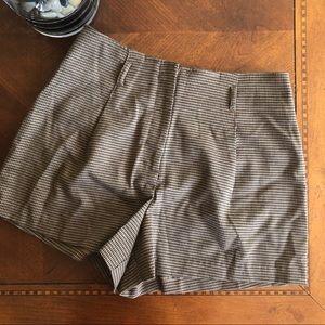 ✖️Forever 21✖️Houndstooth Shorts